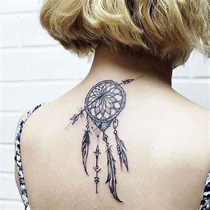 Tatouage Attrape Reve Signification : tatouage attrape r ve signification et mod les de tatouage femme would really like to try ~ Melissatoandfro.com Idées de Décoration