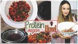 Salatbox Zum Mitnehmen : gesundes mittagessen zum mitnehmen protein bowl vegan ~ A.2002-acura-tl-radio.info Haus und Dekorationen