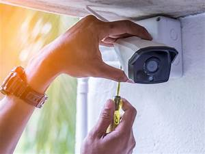 Security Cameras  Wired Vs  Wireless