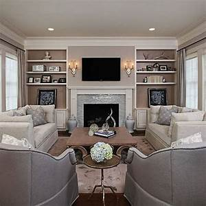 simple living room design ideas with tv 26 round decor With simple designs of tv rooms