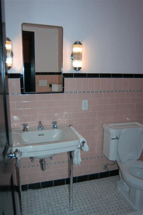 vintage pink bathroom tile pink bathroom tiles retro