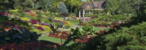 sunken gardens blooming    home  garden