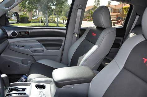 input   katzkin leather seats page  tacoma