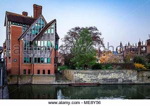 Jerwood Library, Trinity Hall Cambridge Stock Photo ...