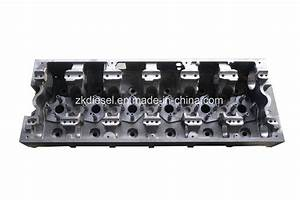 China Cummins Isx15  Qsx15 Cylinder Head 4962732 For