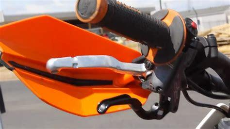 Rekluse Left Hand Rear Brake Kit