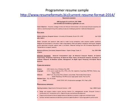resume format converter resume formats