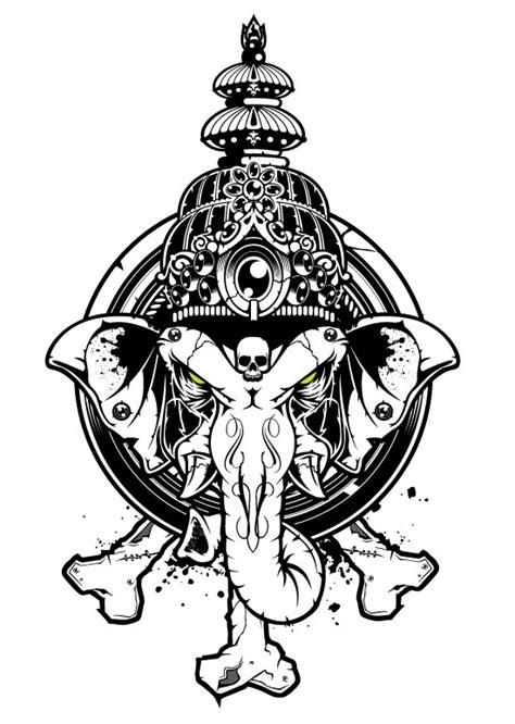 Ganesha on Behance