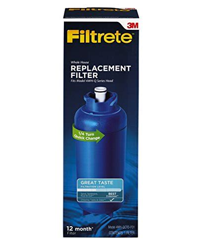 filtrete sink standard replacement water filter international shipping filtrete 4wh qcto s01 whole house