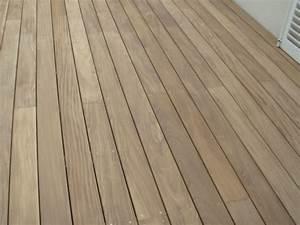 Lame De Bois Pour Terrasse : lames de terrasse en afrormosia ~ Premium-room.com Idées de Décoration