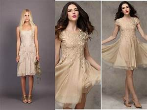 short beige lace bridesmaid dresses budget bridesmaid uk With beige lace wedding dress