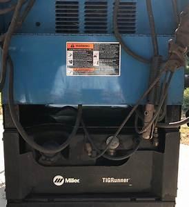 Used Miller Syncrowave 250dx Tig Welder  903765