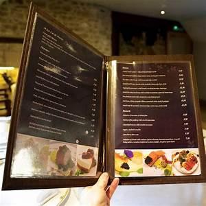 Protege Menu Restaurant : prot ge menu gen ve prot ge menu effet bois ~ Teatrodelosmanantiales.com Idées de Décoration