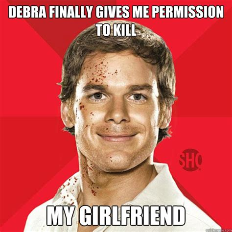 Dexter Memes - bad luck dexter contains spoilers s07e07 dexter