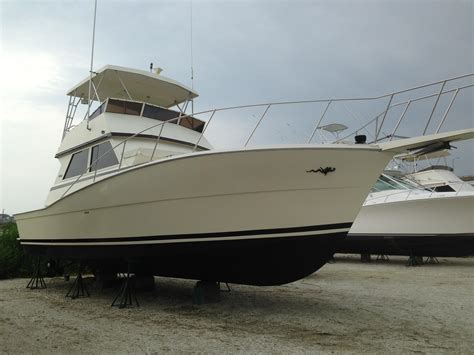 Viking Boats by 1986 Viking 41 Convt Power Boat For Sale Www Yachtworld