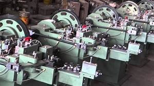 1-4 Inch Automatic Wire Nail Making Machine Best Price