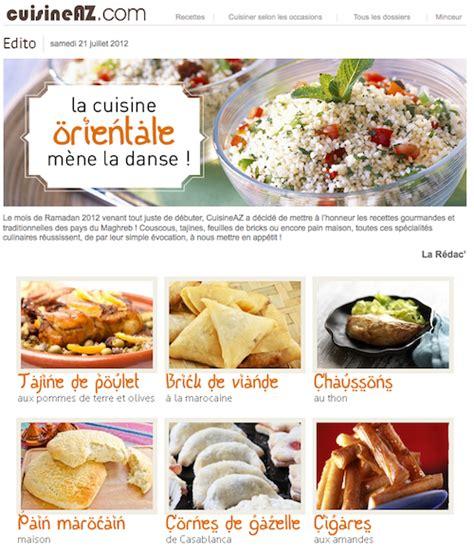 cuisine ramadan ramadan chez cuisine az