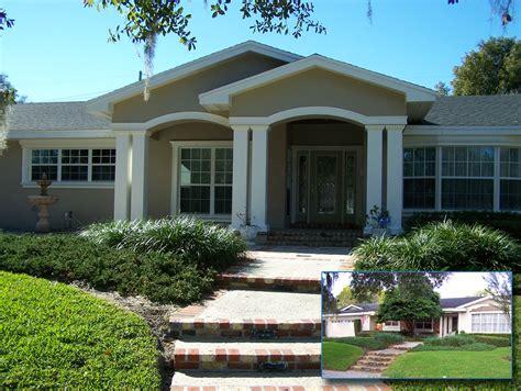 orlando home renovation exterior