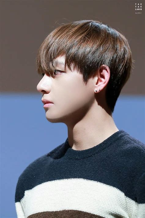 Taehyung's side profile is a masterpiece | allkpop Forums