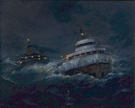 where did the edmund fitzgerald sank the edmund fitzgerald this ship sank in lake superior on