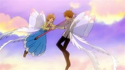 Sakura Card Captor Anime Trai Chang Uwu