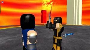 Roblox Mortal Kombat  Scorpion Vs Subzero  Never Finished