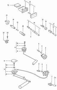 Volkswagen Beetle Fuel Gauge Sender Oil Pressure Switch