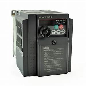 Buy Mitsubishi 3 Phase 1 HP Variable Frequency Drive FR