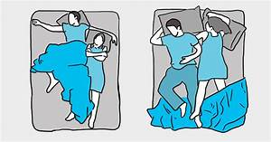 The Way You Sleep With A Partner Reveals Secrets About You ...