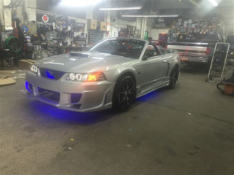 2002 Mustang Customized In Philadelphia  High End Car