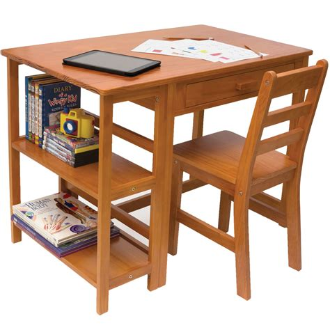 kids desk with shelves kids desk and bookcase in kids desks