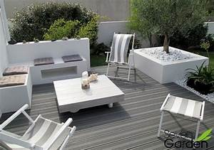 les 25 meilleures idees de la categorie terrasse composite With wonderful photo carrelage terrasse exterieur 9 amenagement espace exterieur des idees pour vos terrasses