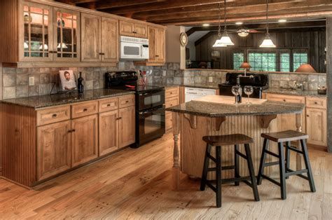country house kitchen country home in blair on 4 5 acre s rustic kitchen 2716