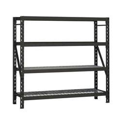 edsal       shelf metal freestanding shelving unit  menards