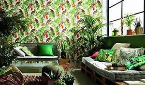 Tapeten Muster Wände : w nde und tapeten tipps bei immonet ~ Markanthonyermac.com Haus und Dekorationen