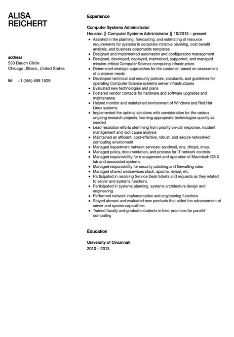 resume chrome what should a resume look like