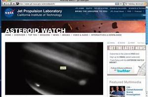 NASA launches asteroid watch website | Countryside La Vie ...