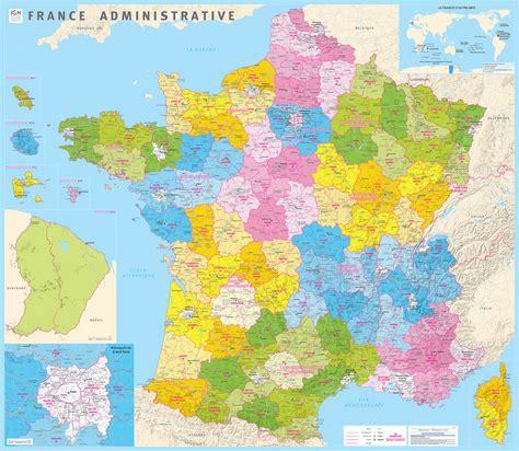 l ign publie la carte administrative de la 224 13