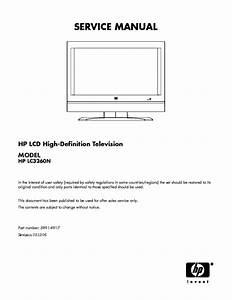 Hp Plasma Tv Pl4260n Service Manual Download  Schematics
