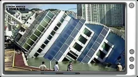 Yacht Accident by Yacht Accident Compilation Boat Disaster Boat Cr Youtube
