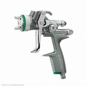 Pistolet Peinture Gravité Hvlp : pistolet peinture satajet 100 hvlp ~ Premium-room.com Idées de Décoration