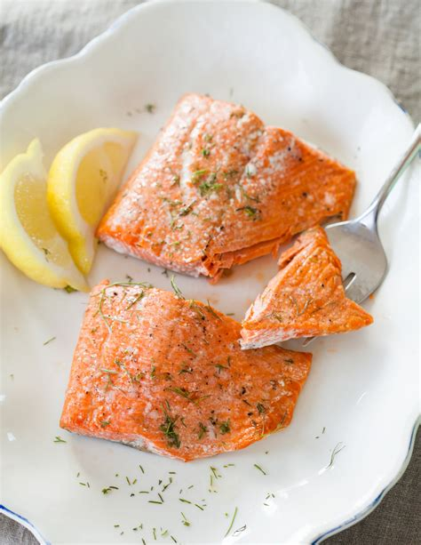 how to cook salmon how to cook salmon in the oven kitchn
