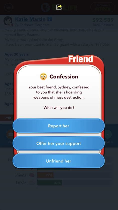 bitlife nuclear bomb ii would facepalm comments