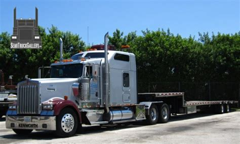 pictures  kenworth trucks  semitruckgallerycom