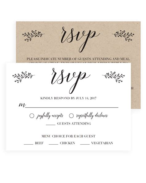 We did not find results for: Tiny Leaves Wedding Rsvp Cards Printable - TL1