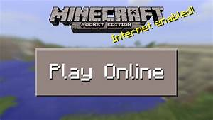How To Join Multiplayer Servers In Minecraft Pocket