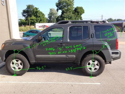 nissan xterra lift kit 2001 nissan xterra lifted image 66
