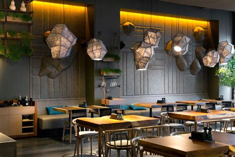 restaurant  kiev  yod design studio