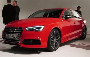 New York Auto Show  2015 Audi A3 Sedan Packs Plenty Of Tech Into A Small Box