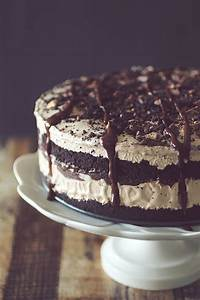 Oreo Mudslide Ice Cream Cake | Dashing Dish